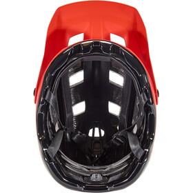 MET Terranova Helm, rood
